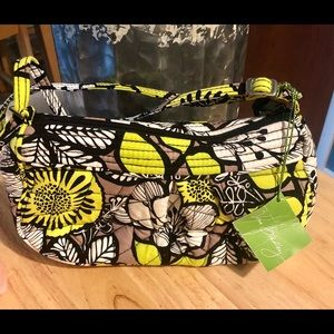 Vera Bradley wristlet and lunch tote bundle